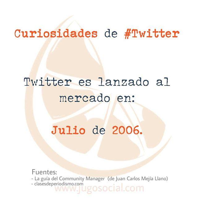 Twitter es lanzado al mercado en