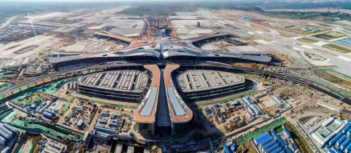aeropuerto más grande del mundo
