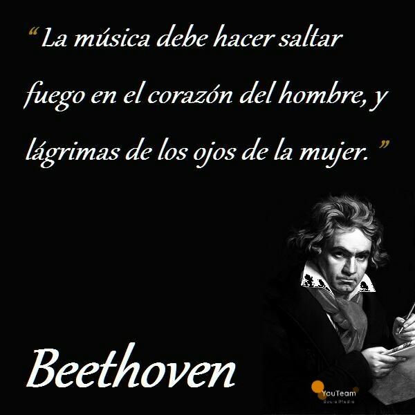 Frases célebres de Beethoven