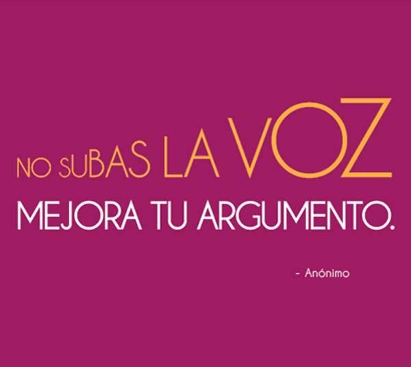 Mejora tu argumento