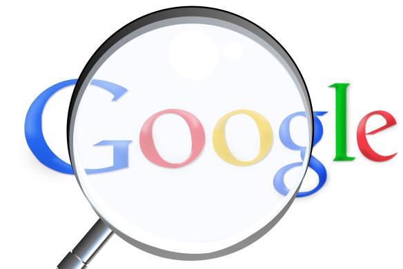 La lupa de Google