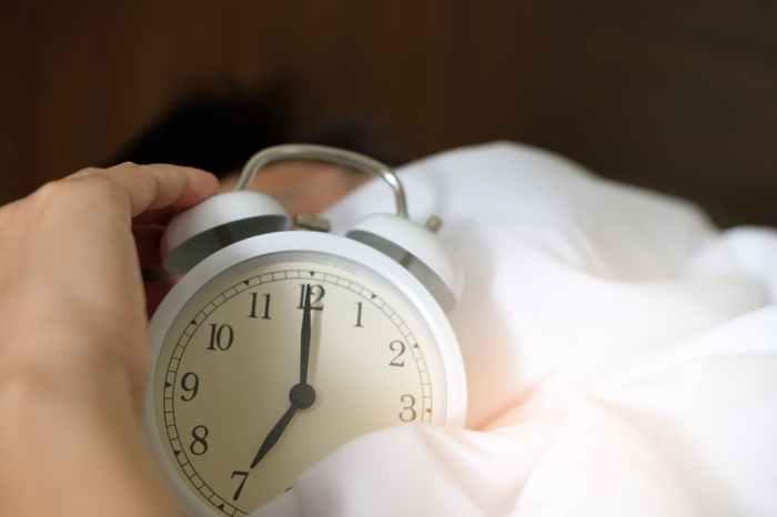 Duerme al menos 7,8 horas al día
